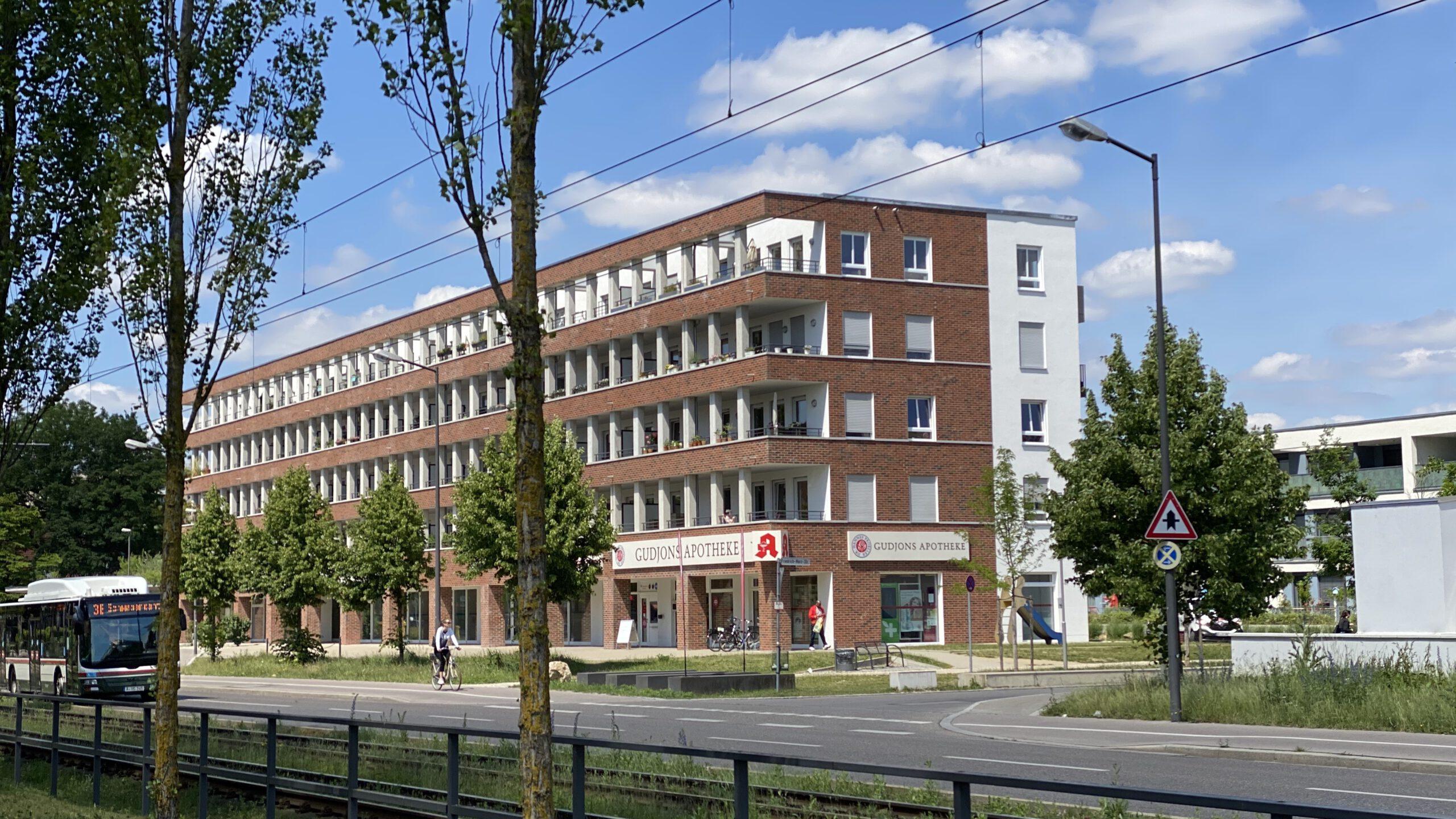 Stadtdomizil Schäfflerbach